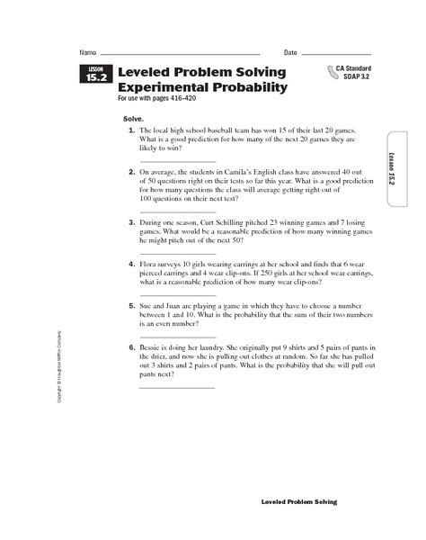 probability word problems worksheet with answers mathworksheetsland probability word problems answer key