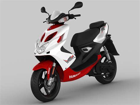 Yamaha Aerox R 3d Max