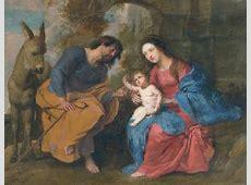 Erasmus Quellinus II Antwerp 16071678 , The Rest on the
