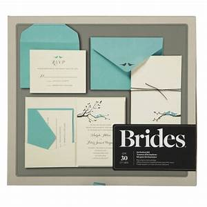 bridesr love birds pocket invitation kit diy wedding With michaels print your own wedding invitations