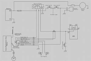 Go Kart Wiring Diagram