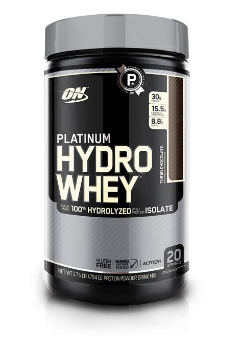 Amazon.com: OPTIMUM NUTRITION Platinum Hydrowhey Protein