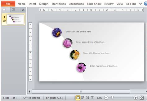 interactive powerpoint templates how to create interactive powerpoint slides with clickable buttons