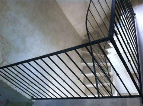 re et rambarde d escalier barreaux droits martel 233 s en fer forg 233 marseille artisan