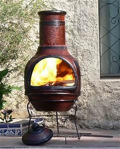 Barbecue Brasero Mexicain : brasero ou chemin e d 39 ext rieur bienchezmoi ~ Premium-room.com Idées de Décoration