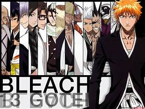 Anime y Manga: Bleach