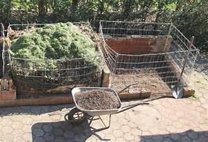 Kompost Richtig Anlegen : komposthaufen anlegen komposthaufen anlegen so machen sie ~ Lizthompson.info Haus und Dekorationen