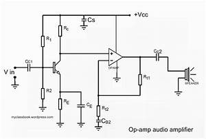 audio amplifier using op amp electronics project With small ic amplifiers for speakers