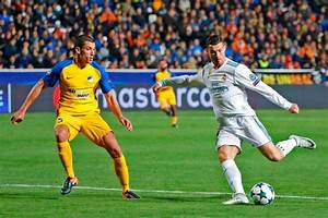 Real Madrid thrash APOEL 6-0 with ruthless Cristiano ...