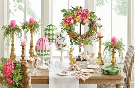11 Easter & Spring Decorating Ideas