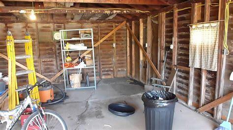 garage wiring update youtube