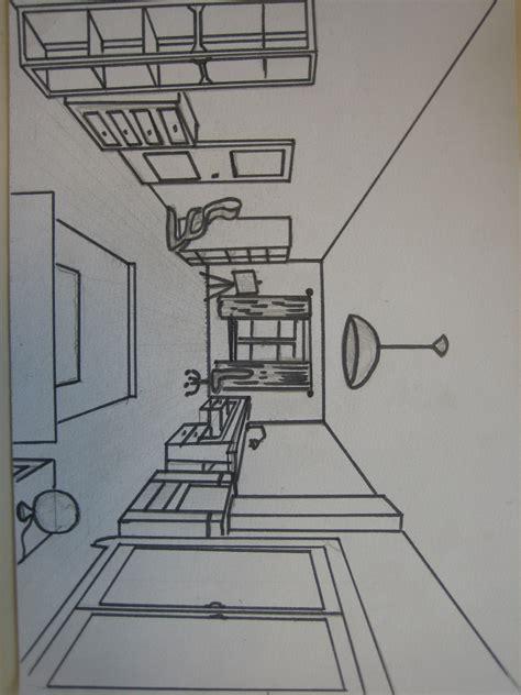 emejing chambre en perspective cavaliere gallery matkin