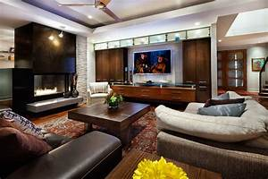 23 Ideas on How to Setup a TV in Living Room (With Pictures)