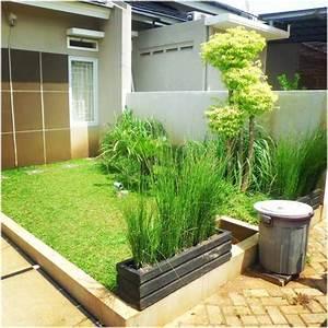 68 Desain Taman Rumah Minimalis Mungil Lahan Sempit ...
