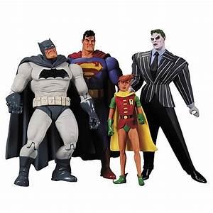 Batman Dark Knight Returns Action Figure Box Set 4-Pack ...