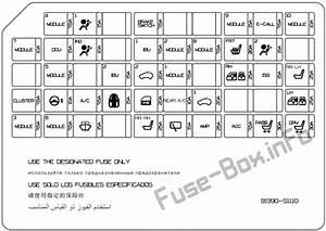 Fuse Box Diagram  U0026gt  Hyundai Santa Fe  Tm  2019