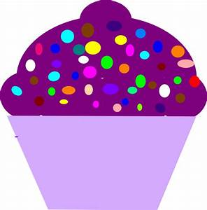 Cupcakes With Sprinkles Clipart | Clipart Panda - Free ...