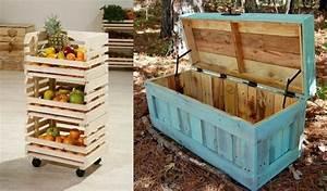 Palette Bois Gratuite : ou trouver des palette o trouver des palettes de ~ Melissatoandfro.com Idées de Décoration