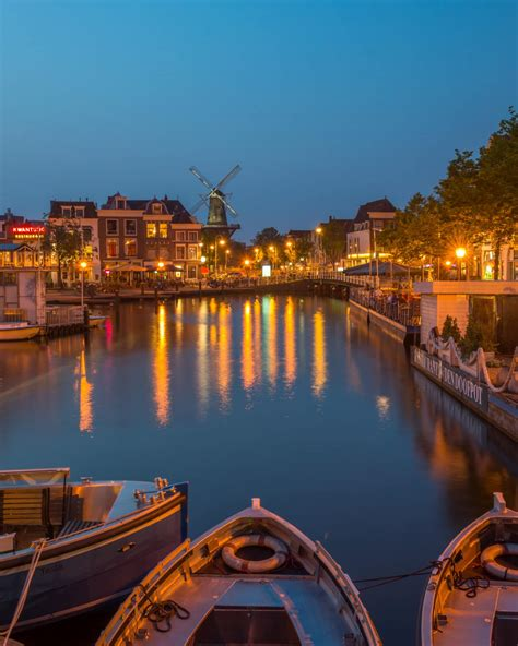 12 Stunning Pictures Of A Classic Dutch Town Leiden