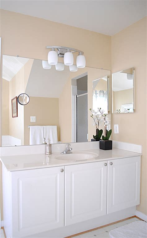 Popular Paint Colors For Small Bathrooms by Best Paint Colors Master Bathroom Reveal The Graphics