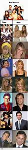 Full house then and now pictures as michelle would say ...