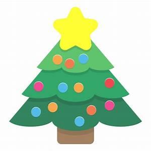 Christmas Cartoon Tree