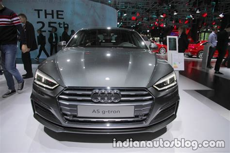 2017 Audi A5 Sportback G Tron Front At The Iaa 2017