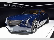 2016 Cadillac LTS Could Be Based On Elmiraj Concept