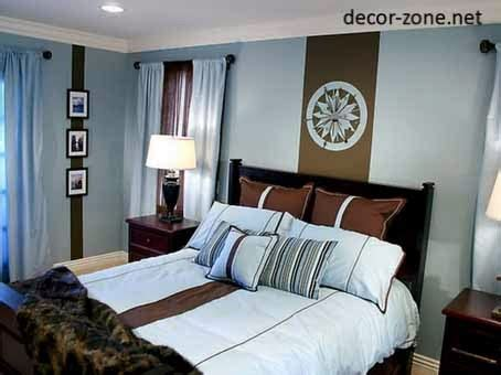 paint colors brown and blue blue bedroom ideas designs furniture accessories paint