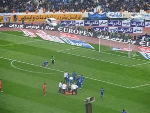 Football advertisement 2009 Golestani