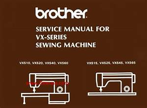 Brother Vx 510