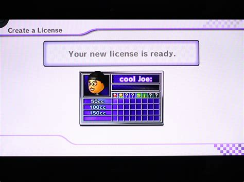 How To Make A License On Mario Kart Wii 9 Steps With