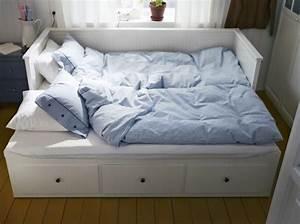 Canapé Lit Couchage Quotidien Ikea : canap lit ikea hemnes royal sofa id e de canap et meuble maison ~ Teatrodelosmanantiales.com Idées de Décoration