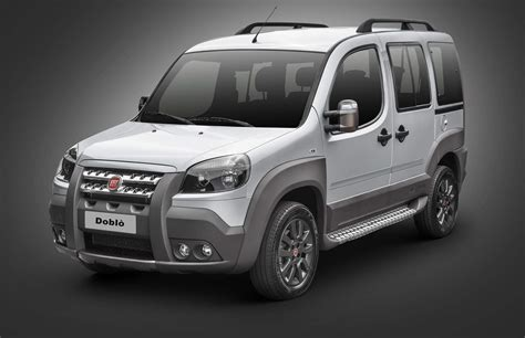Fiat Doblò 2017 Fotos, Preços, Consumo E Detalhes Car
