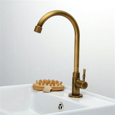 led kitchen faucets cheap antique brass rotatable bathroom sink faucet