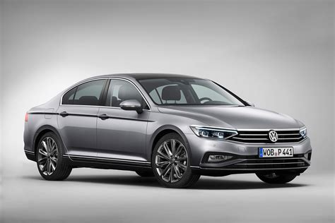 New Redesigned Passat by New Volkswagen Passat Mk8 5 Gets New Tech And In