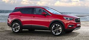 Opel Grand Land X : opel grandland x shapes up for holden ~ Medecine-chirurgie-esthetiques.com Avis de Voitures