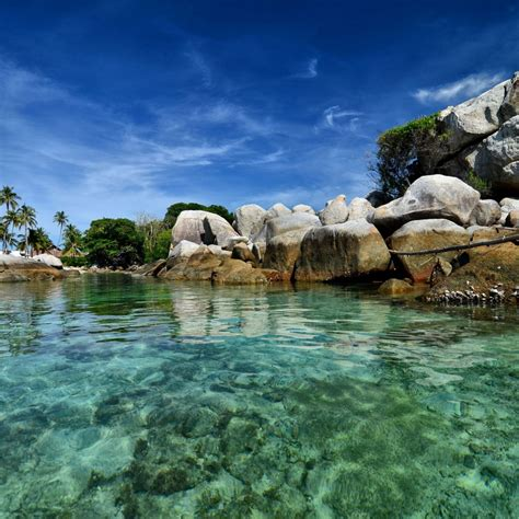 belitung island indonesia tourism