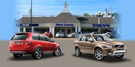 volvo dealership serving st louis mo west county volvo