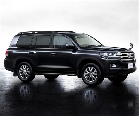 2017 Toyota Land Cruiser by Top End Toyota Land Cruiser Suv Almost All The Same For 2017