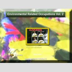 Environmental Related Occupations Dvd Set  Volumes 1 & 2