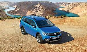Dacia Logan Mcv Stepway 2017 : dacia logan mcv stepway added to the range for 2017 adding off road appeal to the estate ~ Maxctalentgroup.com Avis de Voitures