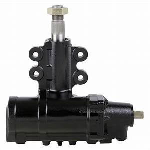 Nissan Frontier Power Steering Gear Box From Carpartswarehouse