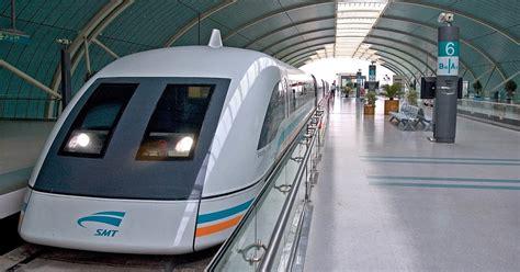 Shanghai Maglev Train Hd Wallpapers