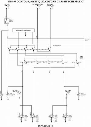 1997 Ford Contour Radio Wiring Diagram 1802 Gesficonline Es