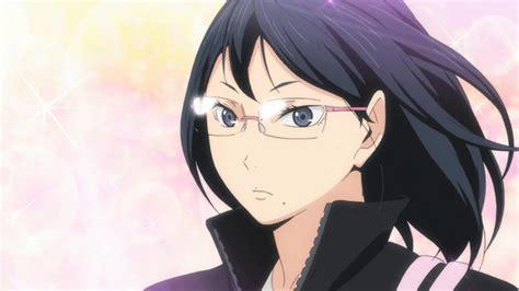 haikyuus kiyoko shimizu   queen  unpredictability