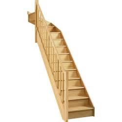 Escalier Un Quart Tournant Gauche by Escalier Quart Tournant Haut Gauche Soft Wood Structure
