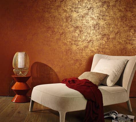Zwei Tapeten Kombinieren by Tapete Struktur Gold Beige Marburg La Veneziana 53137