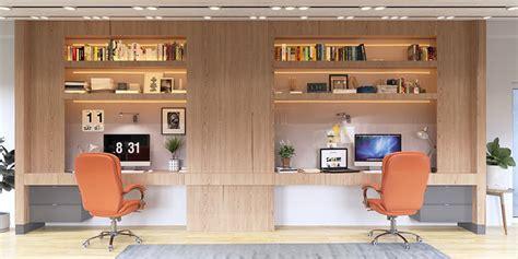 bureau pour deux bureau 10 idées pour partager bureau