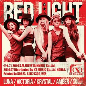 Red Light by f(x) Review | Moar Powah!